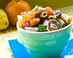 Macaroni Vegetable Salad