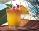 Peachy Mai-Tai