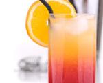 Malibu Sunrise Cocktail
