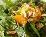 Mandarin Salad with Orange Juice Dressing