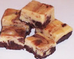 Chocolate Marble Squares