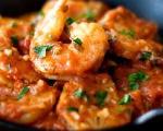 Classic Marinara Shrimp