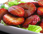 Marinated Strawberries in Balsamic Vinegar