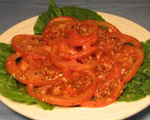 Herb Tomato Slices