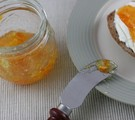 Cheese and Orange Marmalade Tea Sandwiches