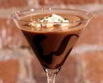 Coffee Marshmallow Nut Cocktail
