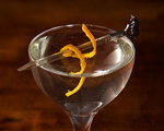 Martini with Orange Bitters