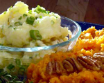 Mashed Yukon Gold Potatoes