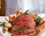 Meat Loaf Souffle