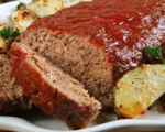 Mix It Quick Meat Loaf