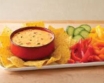 Cheesy mexican dip