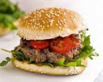 Sour Cream Hamburgers
