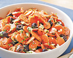 Mediterranean Carrot Salad