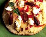 Mediterranean Pizza Pitas
