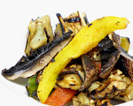 Mixed Roasted Vegetable Salad