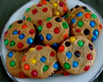 M & M Cookies