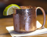 Mobile Mule Cocktail