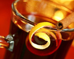 Mulled Wine with Brandy