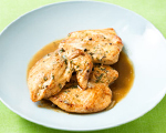 Mustard and Tarragon Chicken Cutlets