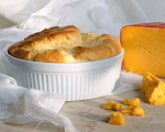Nacho Cheese Souffle