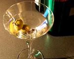 Naked Martini