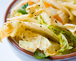 Napa Cabbage Cole Slaw