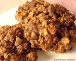No-Bake Pudding Oatmeal Cookies