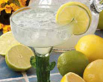 Non-Alcoholic Lemon and Lime Cocktail