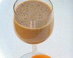 Non-Dairy Apricot Smoothie