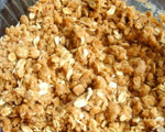 Oat Streusel