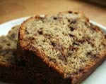 Oatmeal Banana Nut Bread