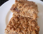 Oatmeal Caramel Squares