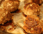 Old World Italian Meatballs