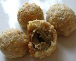 Olive-Cheese Balls
