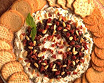Olive, Sun-Dried Tomato and Cheese Spread
