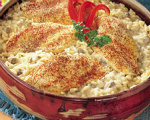 Single Dish Chicken and Rice Bake