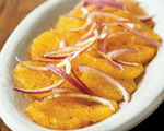 Orange and Red Onion Salad