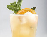 Orange Bloom Cocktail