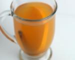 One Cup Orange Cider Drink