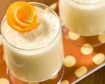 Orange Eggnog Punch