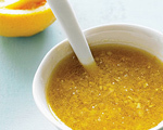 Orange, Garlic and Mustard Marinade