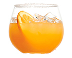Orange Splash Cocktail