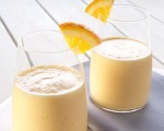 Creamy Passion Fruit Shake