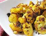 Oven-Roasted Cauliflower Florets