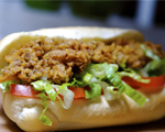 Oyster PoBoy Sandwich