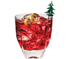PAMA Pine Cocktail