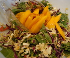 Mango slaw