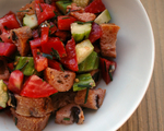 Farmers' Market Panzanella