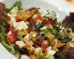 Springtime Panzanella