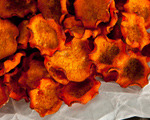 Paprika Sweet Potato Crisps